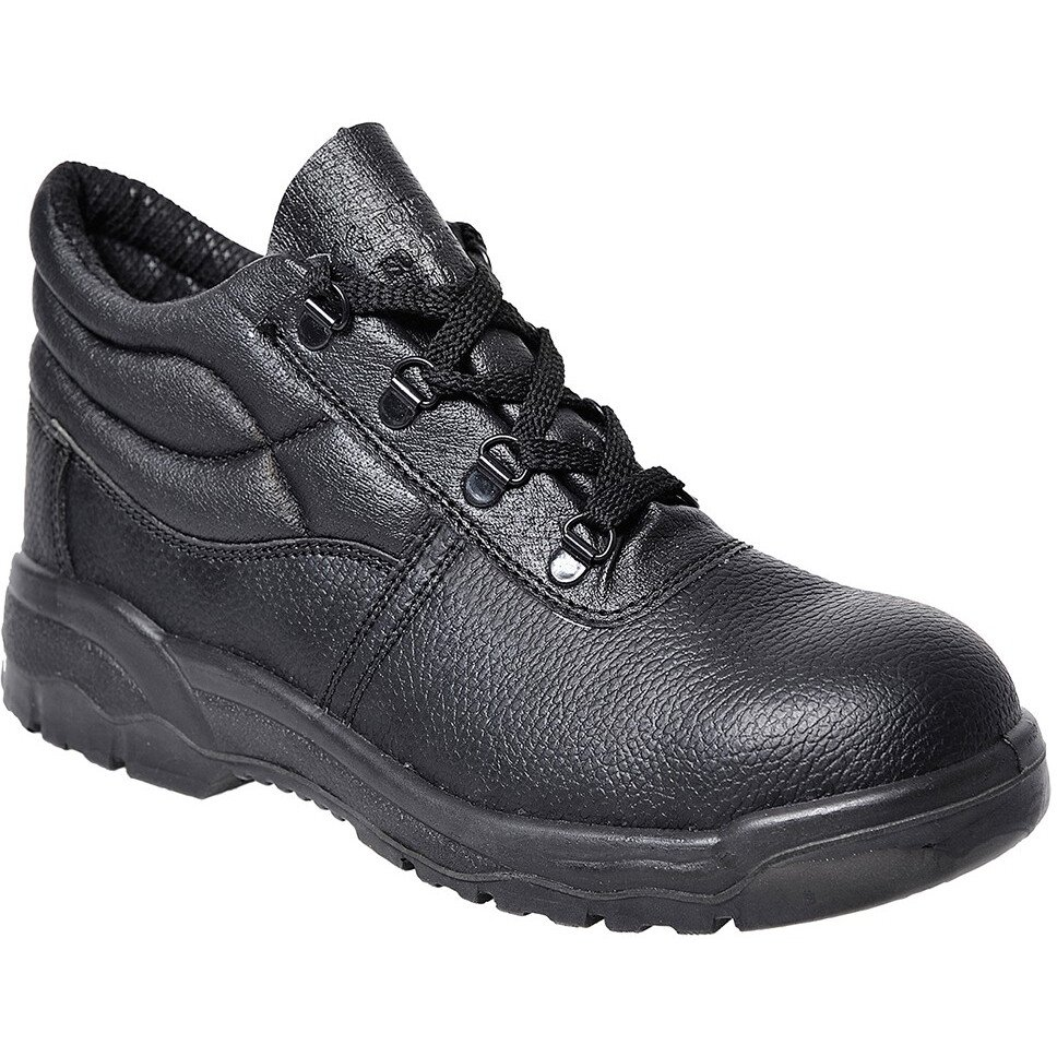 Portwest FW10 Steelite Protector Boot S1P - Black