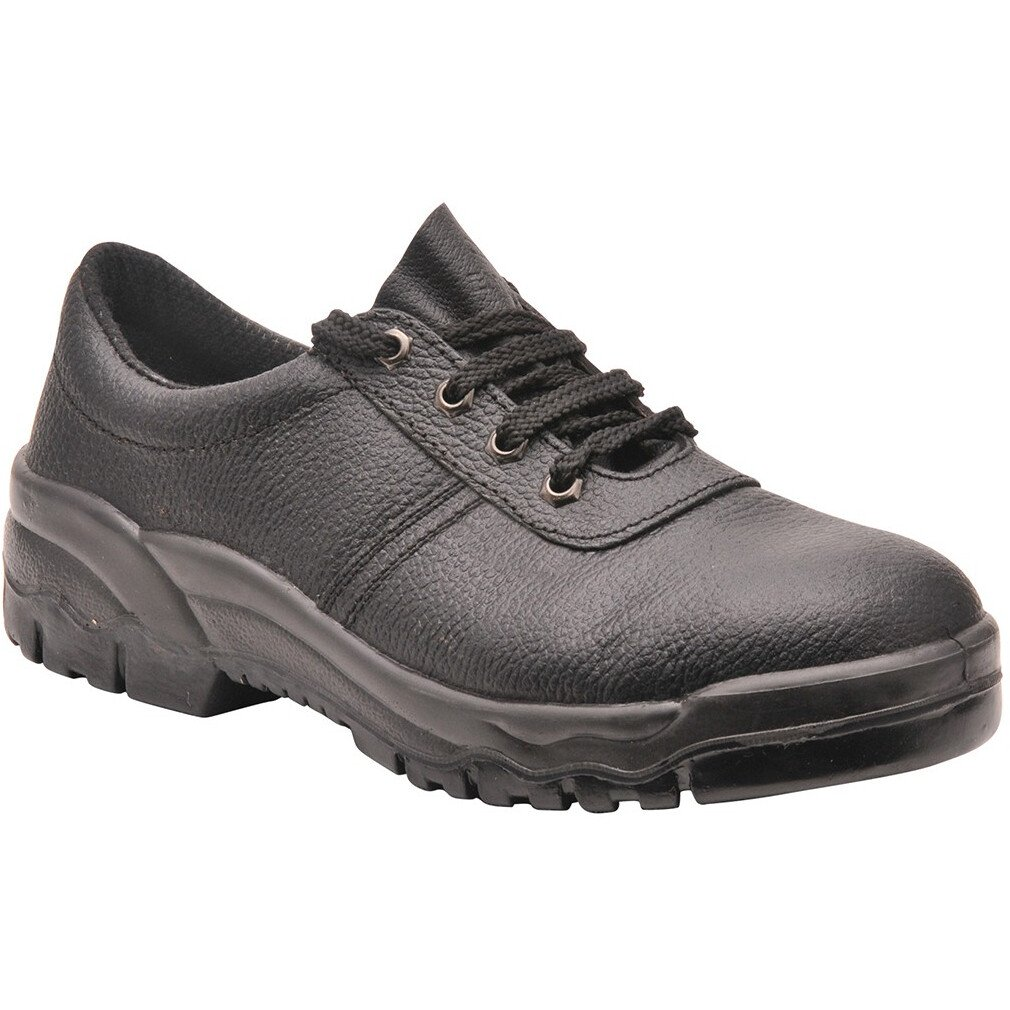 Portwest FW14 Steelite Protector Shoe S1P - Black