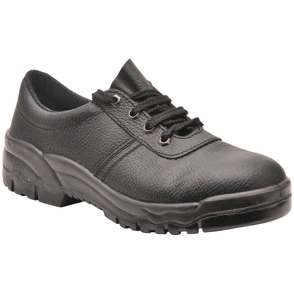 Portwest FW19 Work Shoe O1 - Occupational Footwear - Black