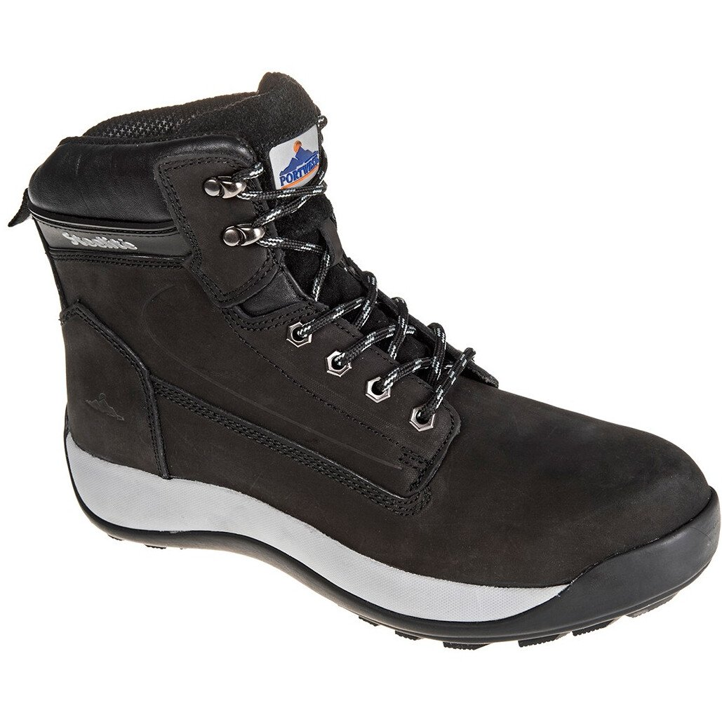 Portwest FW32  Steelite Constructo Nubuck Boot S3 HRO Safety Boot