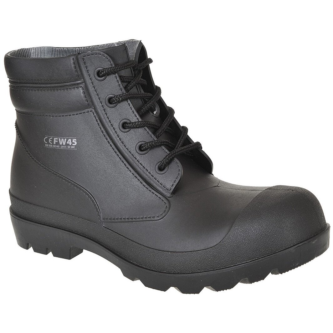 Portwest FW45 PVC Boot S5 - Black
