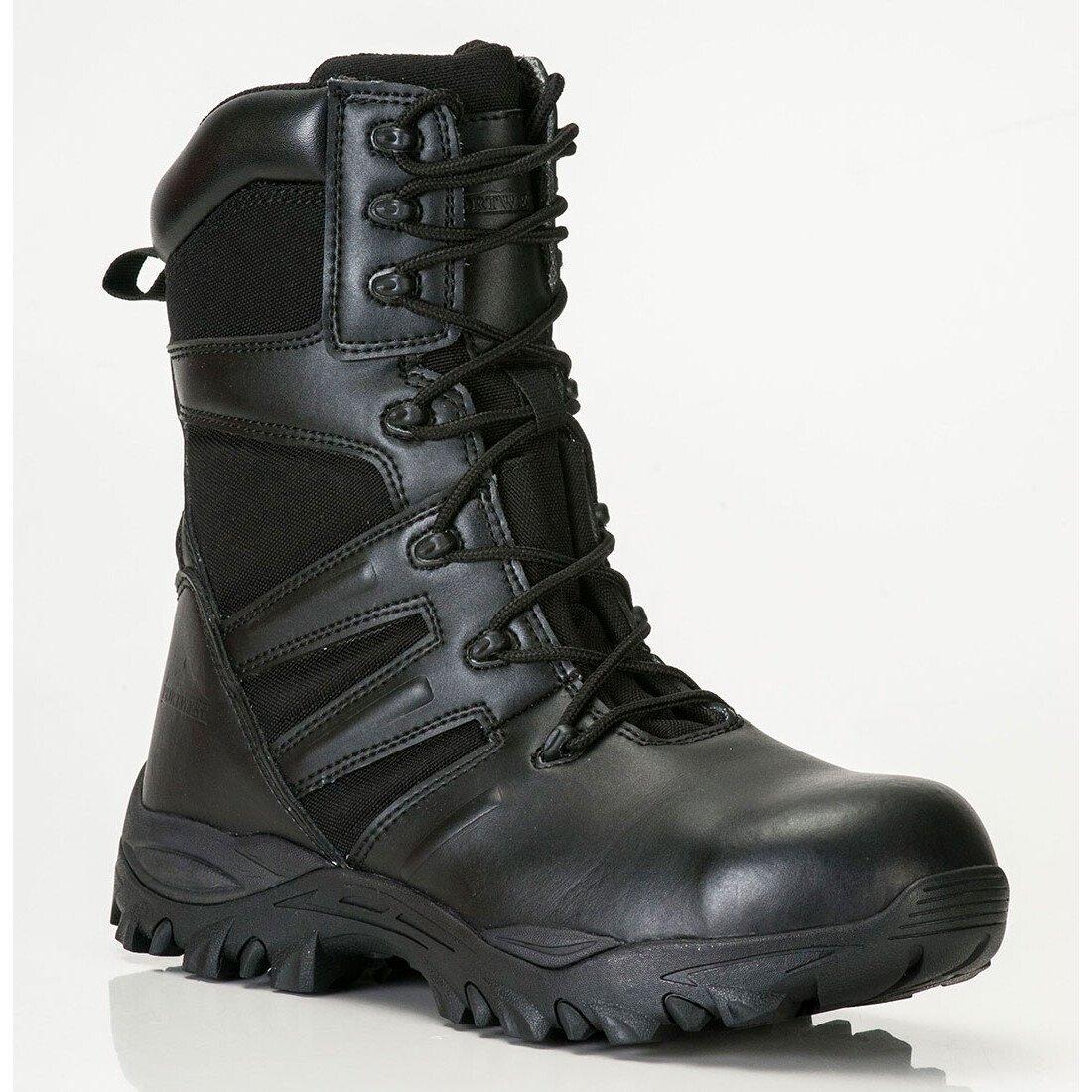 Portwest FW65 Steelite TaskForce Boot S3 HRO - Black