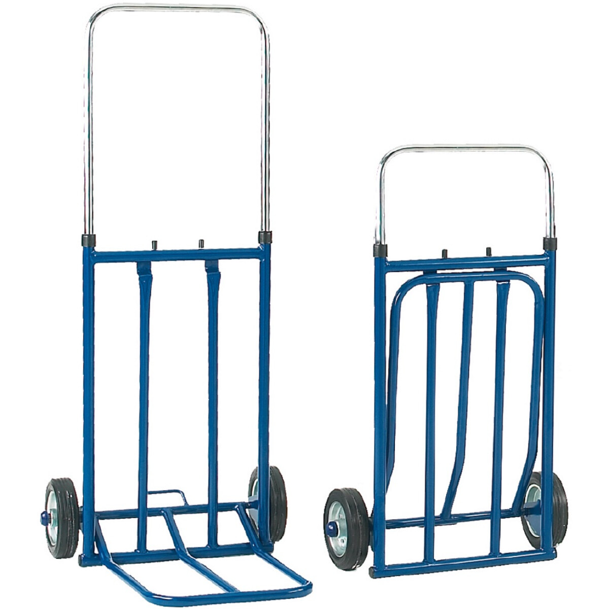 GPC GI162Y General Folding Sack Truck with Telescopic Handle