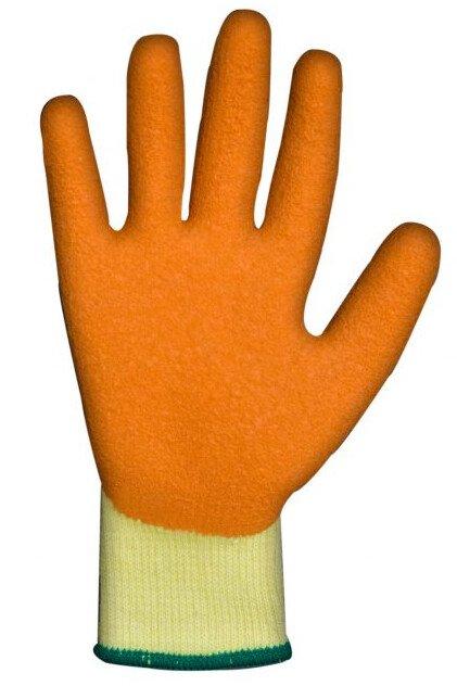 Premier Pred4Grip Orange Latex Gloves
