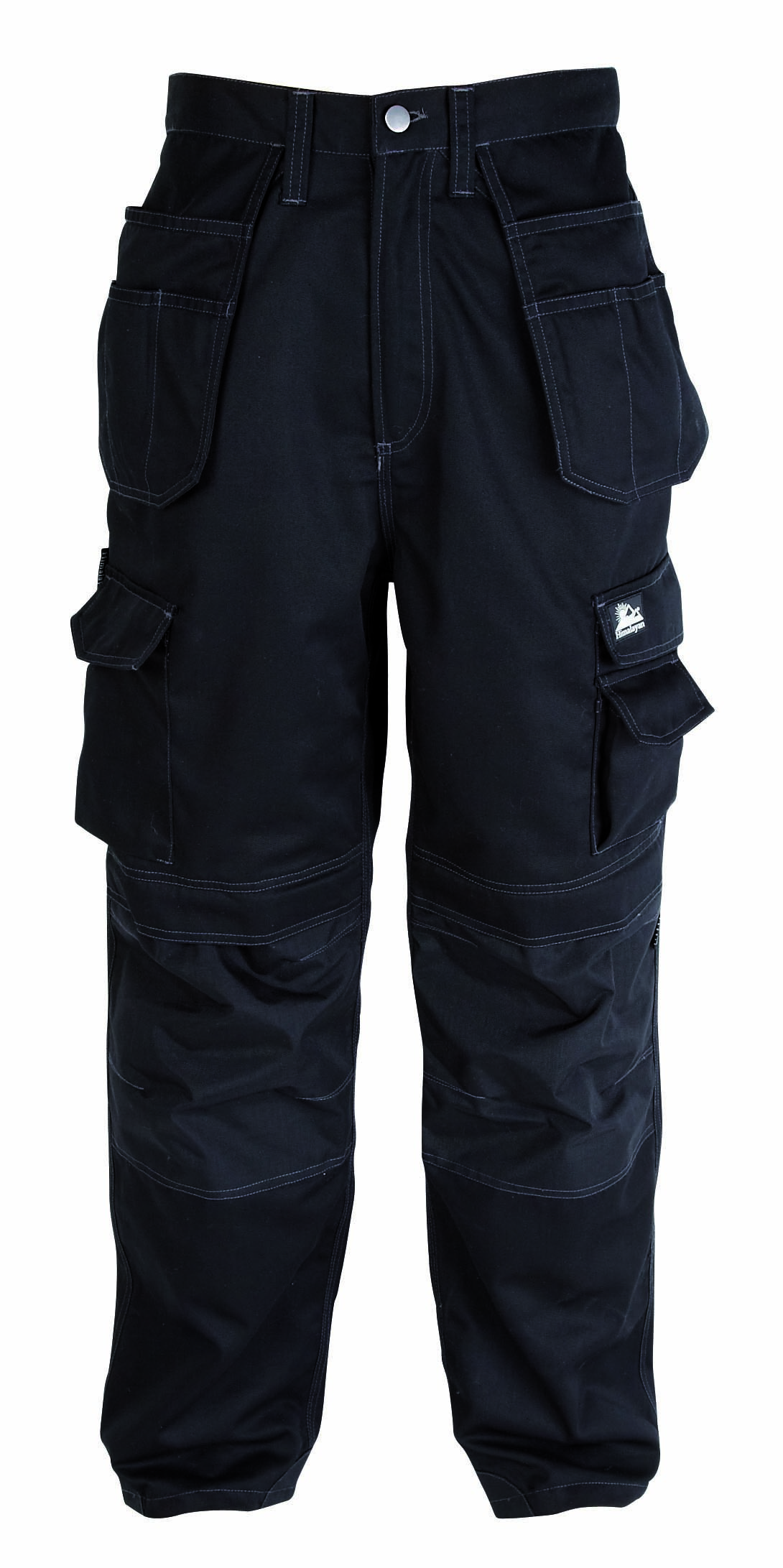 Himalayan H810 BK Iconic Black Workwear Trousers