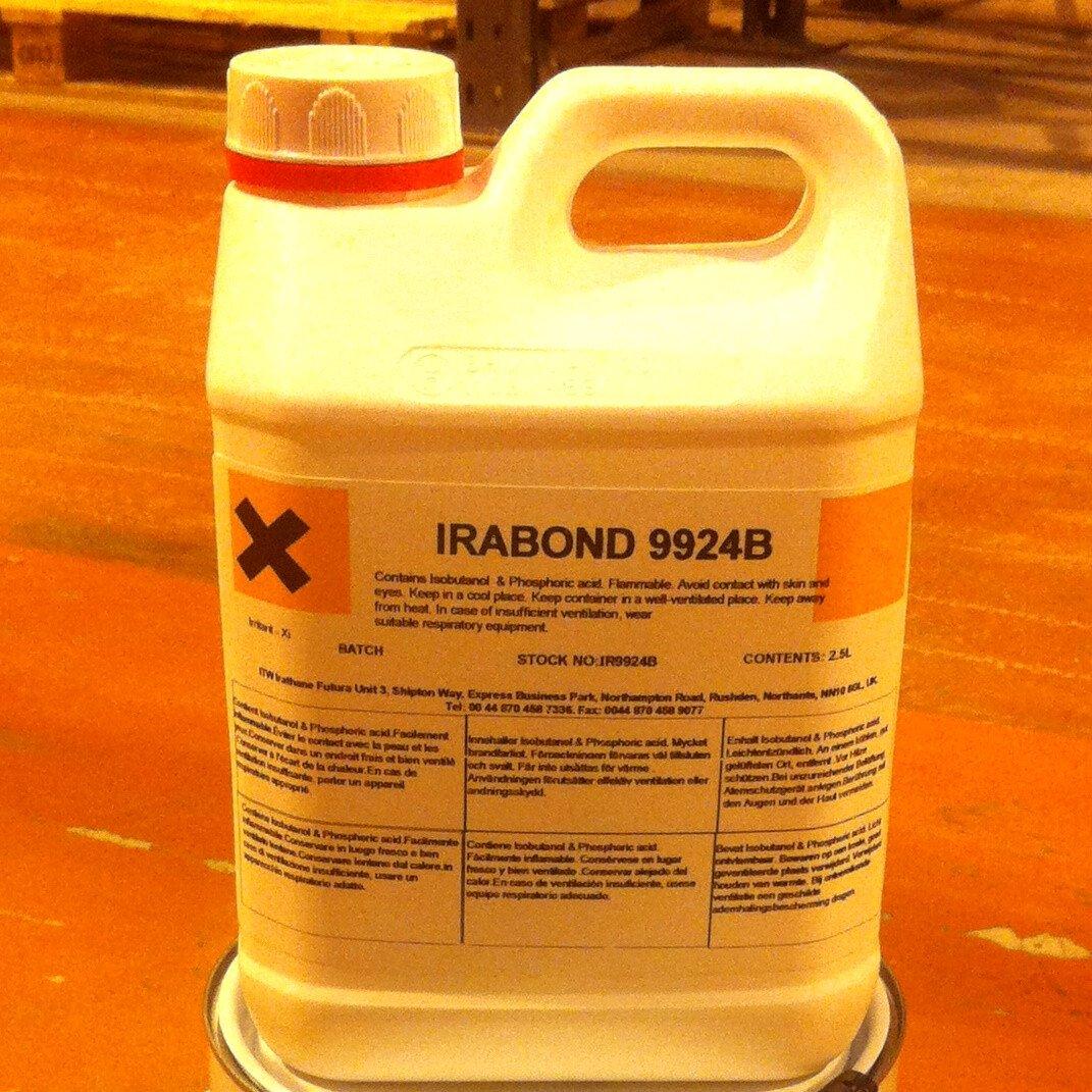 Irathane IR9924B 9924B Irabond 2.5 Ltr