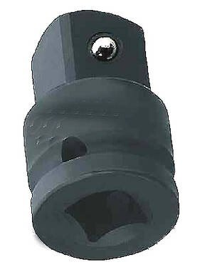 """ISS A0806 Impact Socket Adaptor 1/2"""" Female to 3/8"""" Male - Ball Type"""