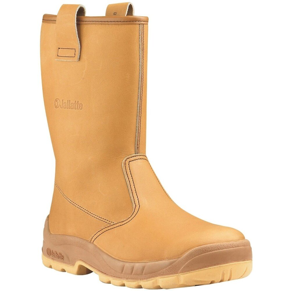 "Jallatte J0266 ""Jalaska"" SAS Tan S3 Rigger Safety Boot"