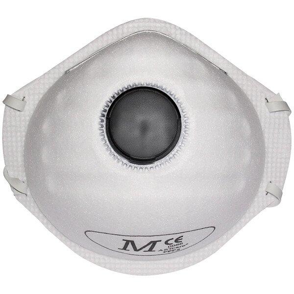 JSP BEH120-001-A00 Martcare Moulded Mask Valved FFP2 (Pack of 10)