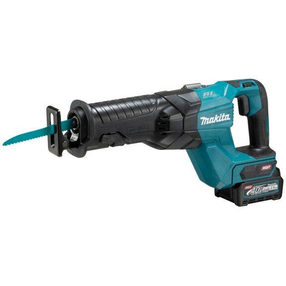 Makita JR001GD102 40v MAX XGT Brushles Reciprocating Saw with 1 x 2.5Ah Battery