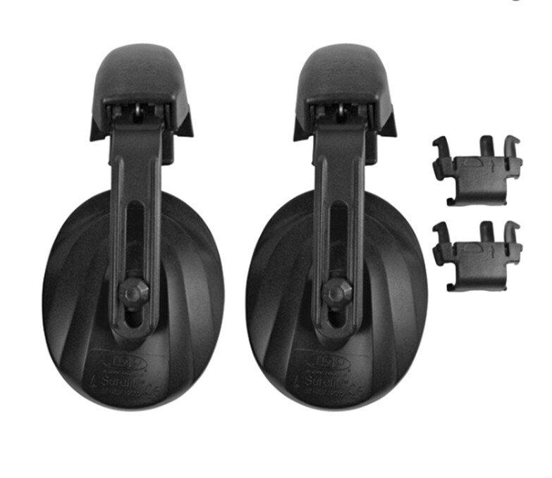 JSP AEJ030-001-100 Contour MK7 / Evo Range Ear Defenders (SNR 26)