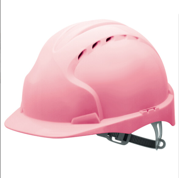 89b9bc9d757 JSP Evo 2 Vented Standard Peak One Touch Safety Helmet from Lawson HIS