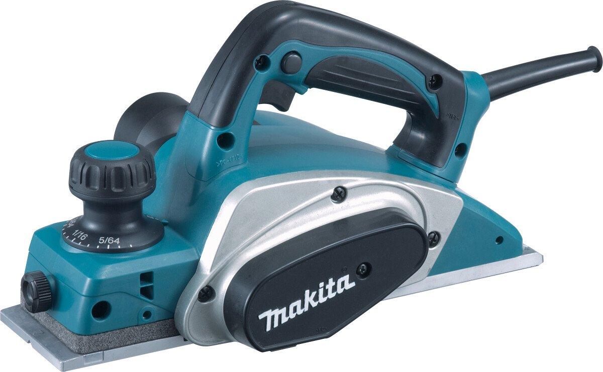 Makita KP0800 110V 82mm Planer (2.0mm Cutting Depth)