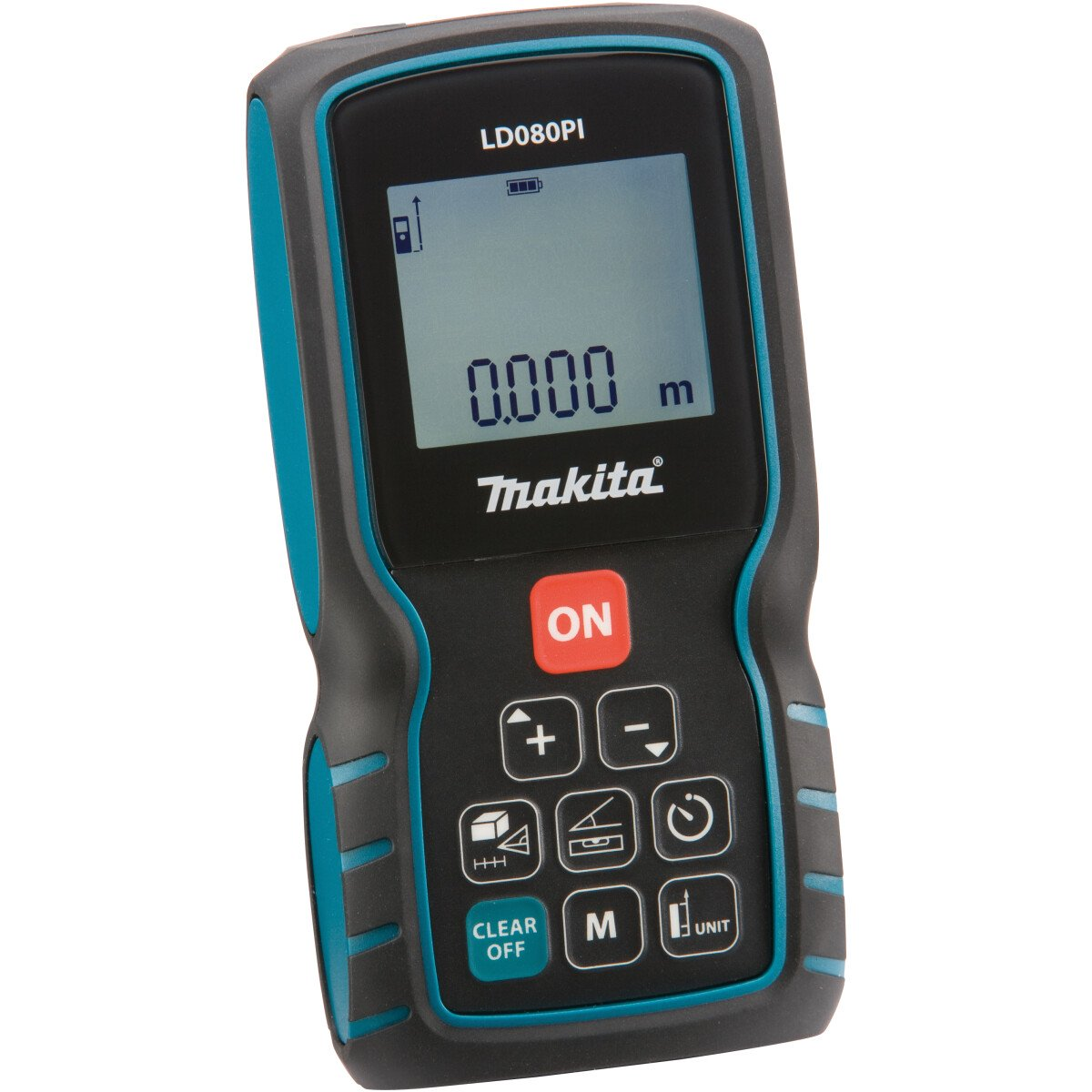 Makita LD080PI 80m Laser Distance Measure with Inclination Sensor
