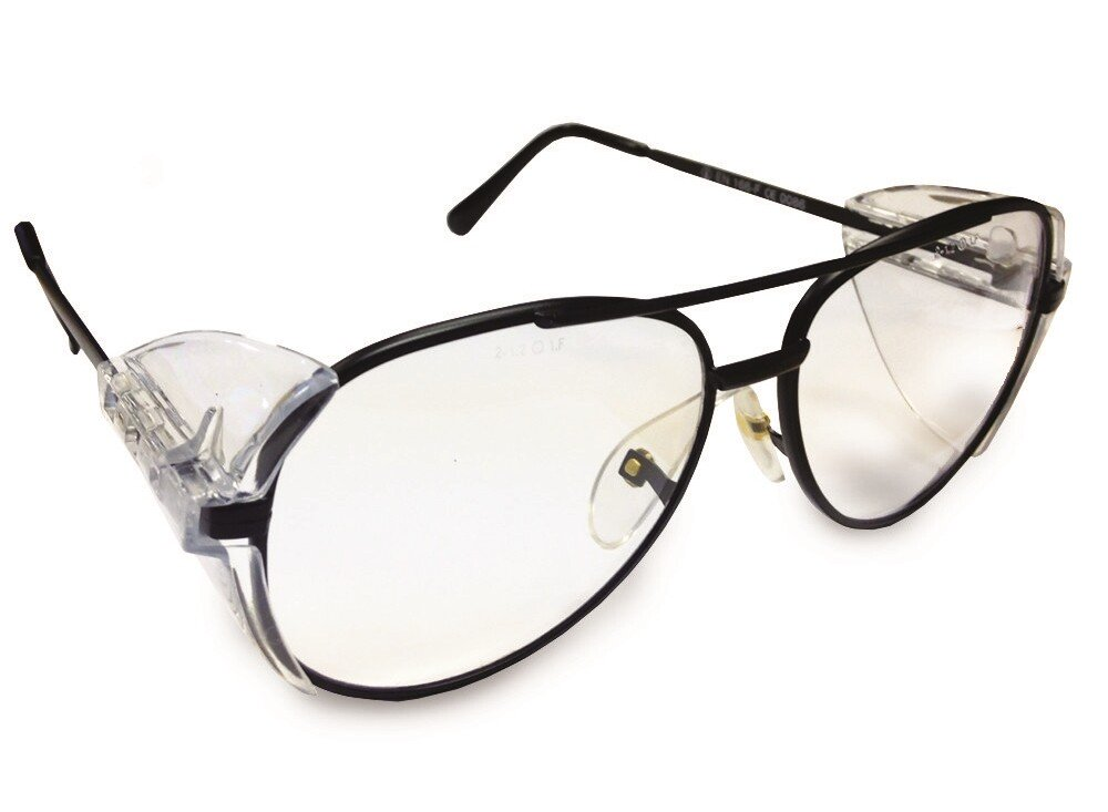 JSP ASA160-021-100 Invincible Lyra Safety Spectacles with Clear Lens