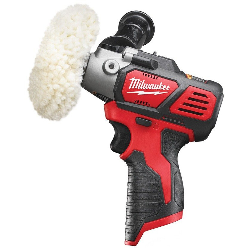 Milwaukee M12BPS-0M12 Body Only Sub Compact Polisher / Sander