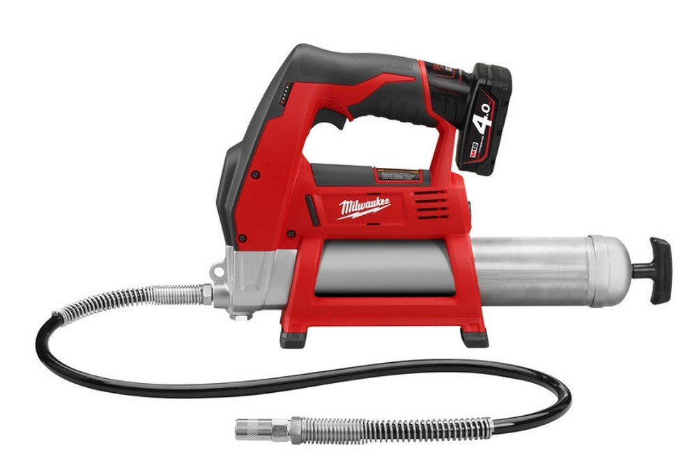 Milwaukee M12GG-0 (Body Only) 12v Grease Gun
