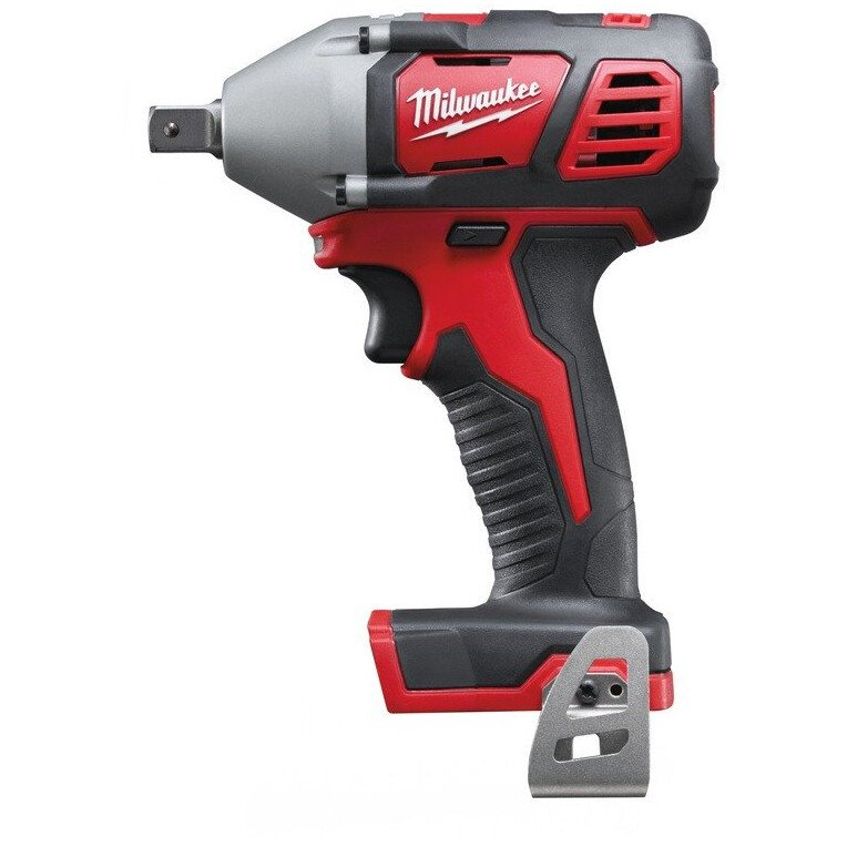 """Milwaukee M18BIW12-0 Body Only 18v Li-ion  Compact Impact Wrench 1/2""""Dr"""
