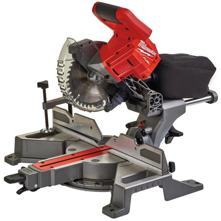 Milwaukee M18FMS190-0 M18 Fuel Body Only Mitre Saw 190mm