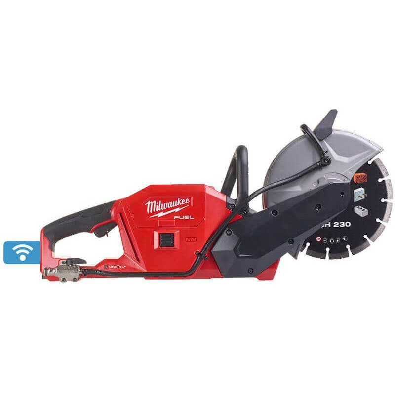 Milwaukee M18FCOS230-121 M18 230mm Cut Off Saw with 1 x 12.0Ah Battery