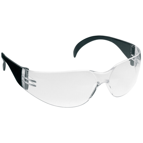 JSP M9400 Martcare® Wraplite™ Clear Safety Spectacle with Scratch Resistant Lens