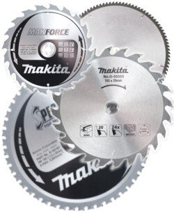 Makita 792392-8 210x25mm 30T Circular Saw Blade - 7923928