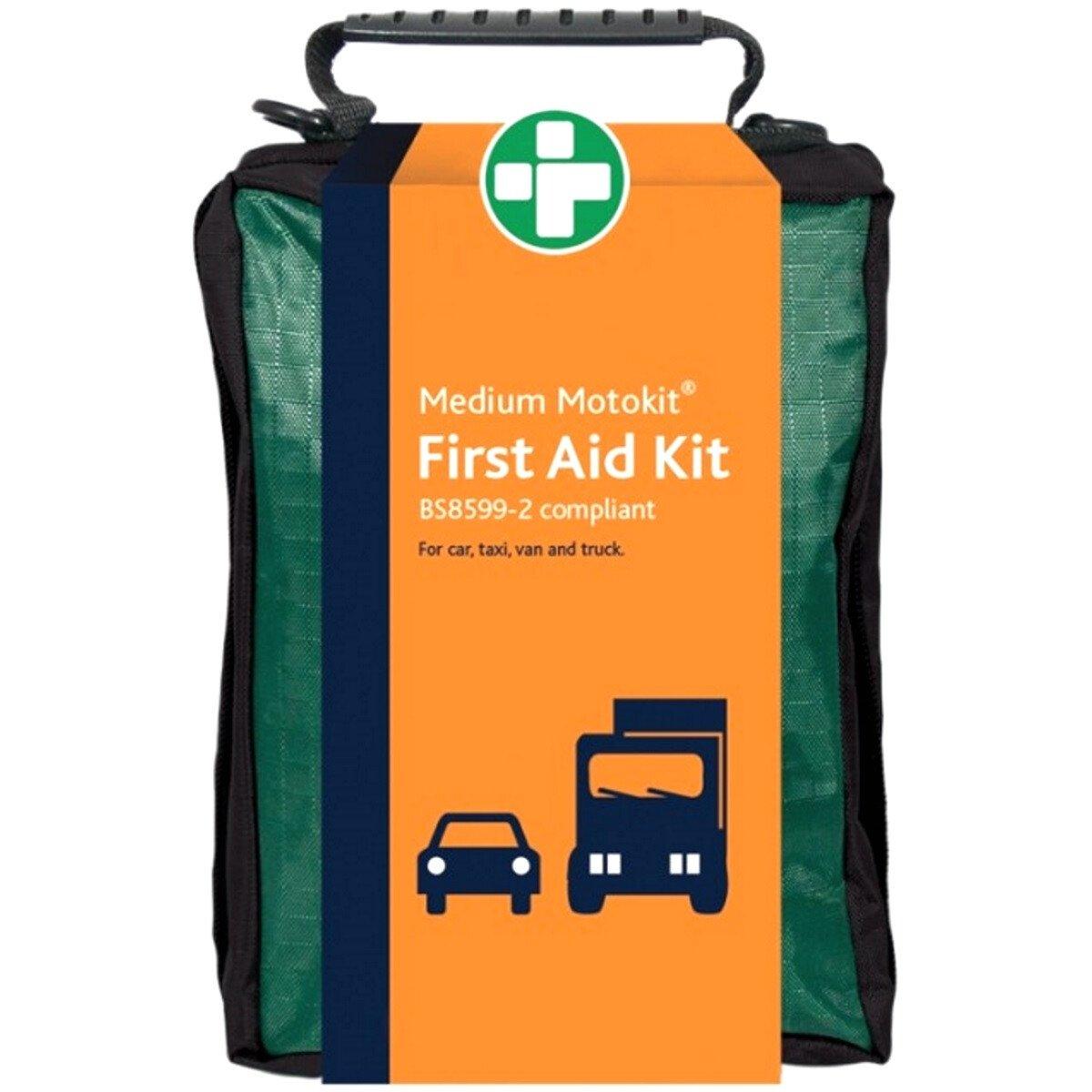 Timco MED3014 Car & Van First Aid Kit Medium