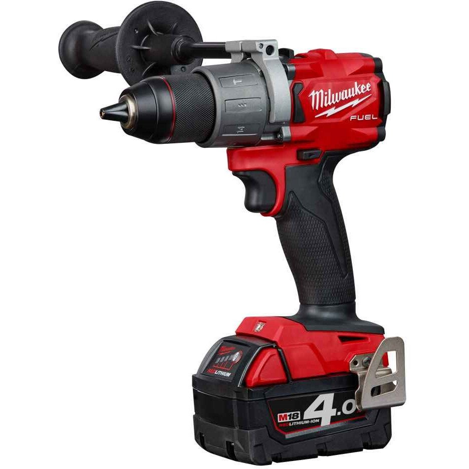 Milwaukee M18FPD2-502X 18V Fuel Combi Drill with 2 x 5Ah Batteries