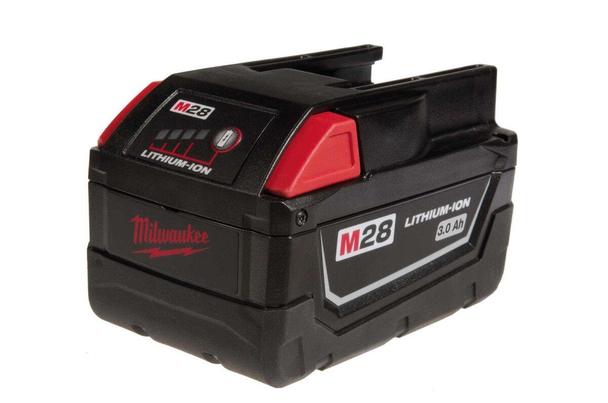 Milwaukee M28BX M28 28v 3.0Ah Li-ion Battery