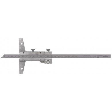 Mitutoyo 527-102 Metric Vernier Depth Gauge 0-200mm