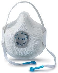 Moldex 2505 FFP3 New Generation Disposable Masks (Pack of 10)