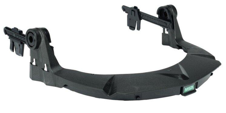 MSA 10121266 V-Gard Visor Carrier (Helmet Frame) New Style