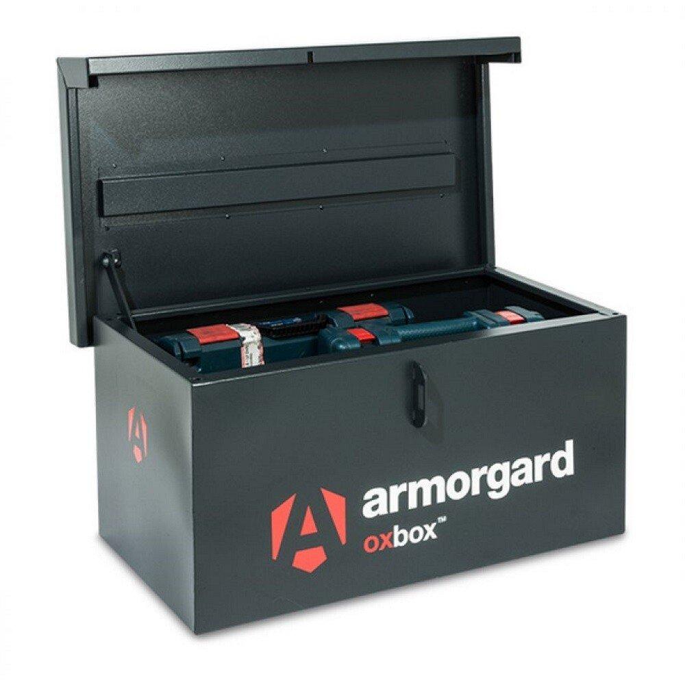 Armorgard OxBox OX05 Secure Tool Storage Box Van Box