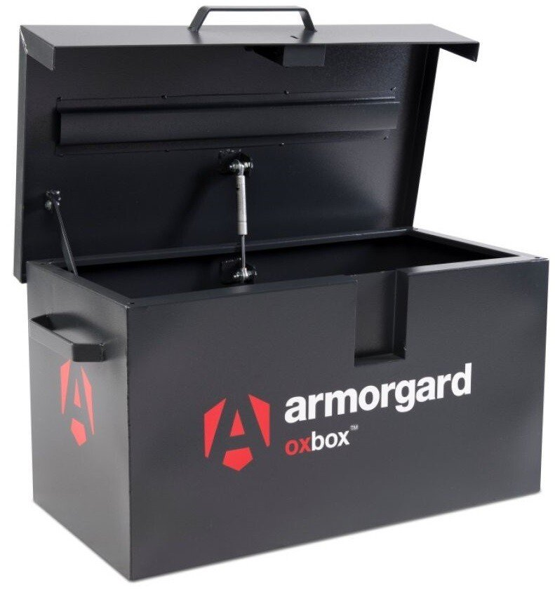 Armorgard OxBox OX1 Secure Tool Storage Box Van Box