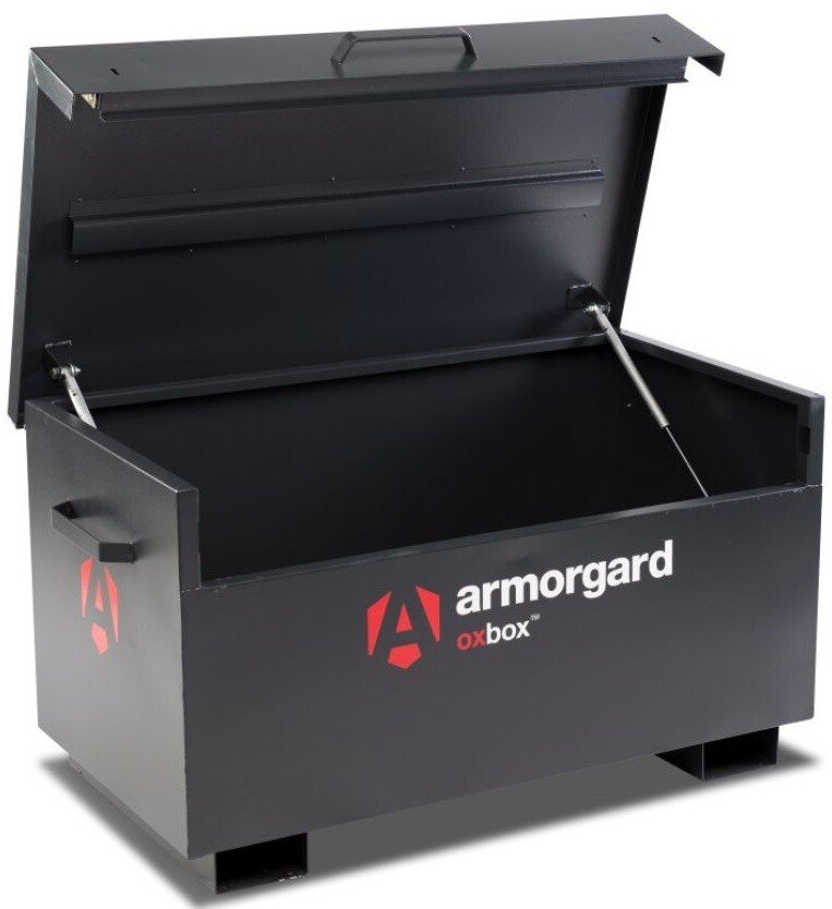 Armorgard OxBox OX3 Secure Tool Storage Box Site Box