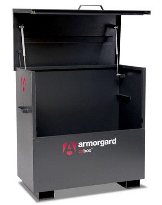 Armorgard OxBox OX4 Secure Tool Storage Box Site Box