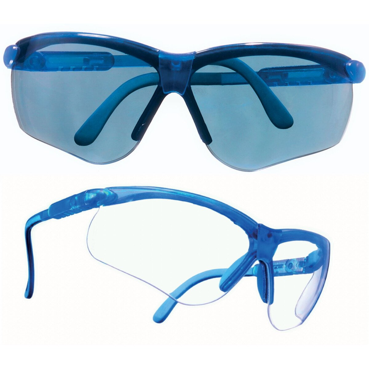 MSA PERSPECTA 010 Antifog Smoke Tinted Lens Safety Spectacles 10045644