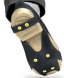Petzl 79530 Petzl Spiky Plus Anti-slip Over-Shoe Size 3 (for size 13+ shoes)