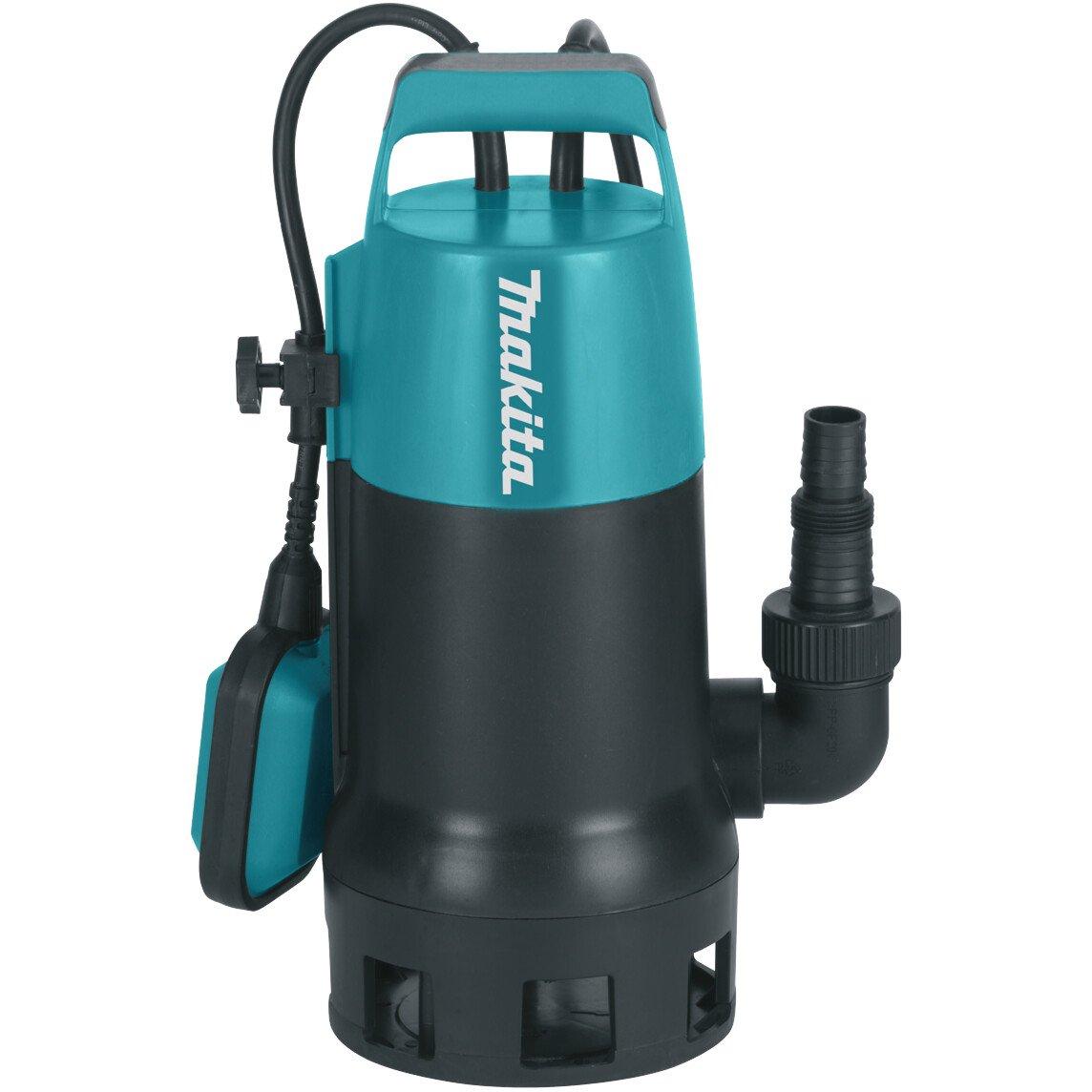 Makita PF1010/2 240L/min 1100W 240V Dirty Water Submersible Pump