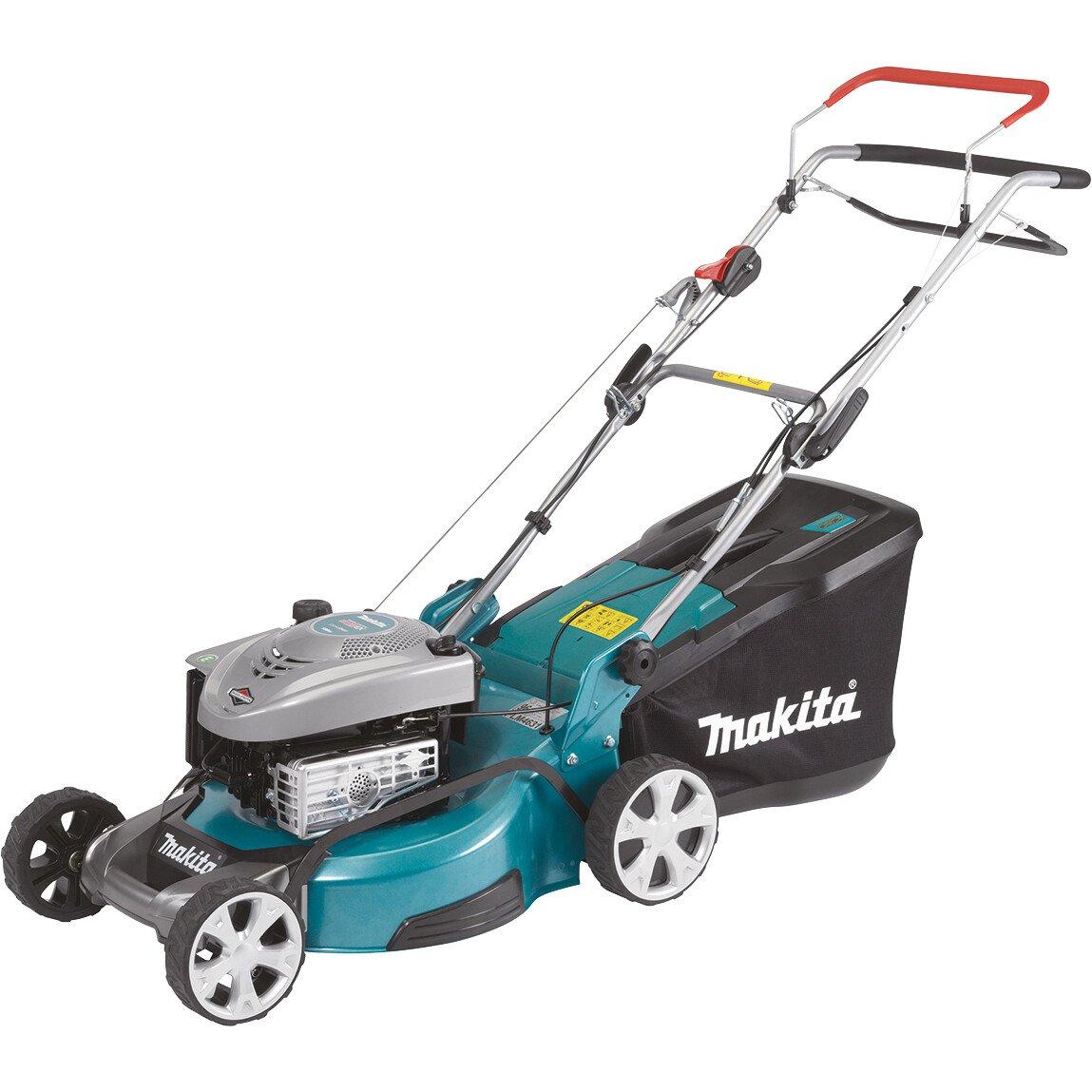 Makita PLM4631N 190cc 4-stroke Petrol Lawn Mower
