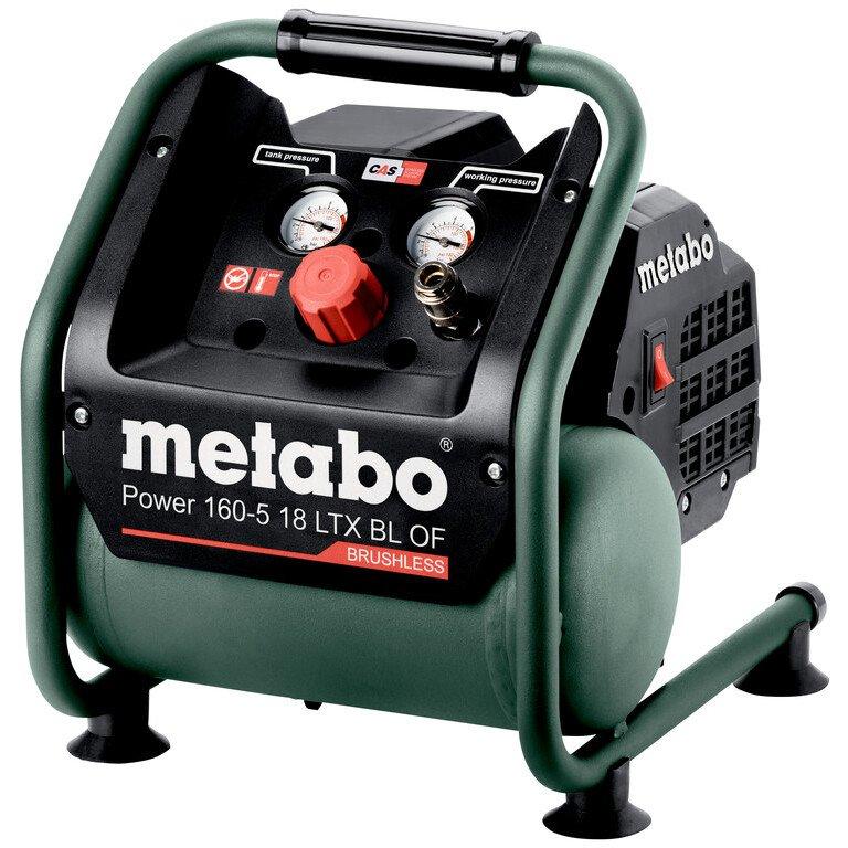 Metabo Power 160-5 18 LTX BL OF Body Only 18v Compressor