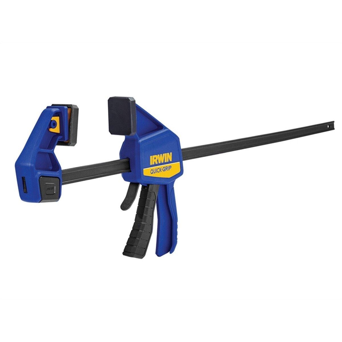 "Irwin Quick-Grip T524QCEL7 Bar Clamp/Spreader 610mm (24"") Quickgrip Q/G524QC"