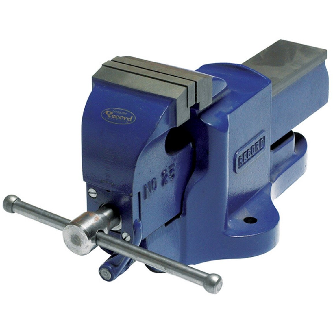 """Irwin Record T25 Quick Release 6"""" (150mm) Fitters Vice REC25"""