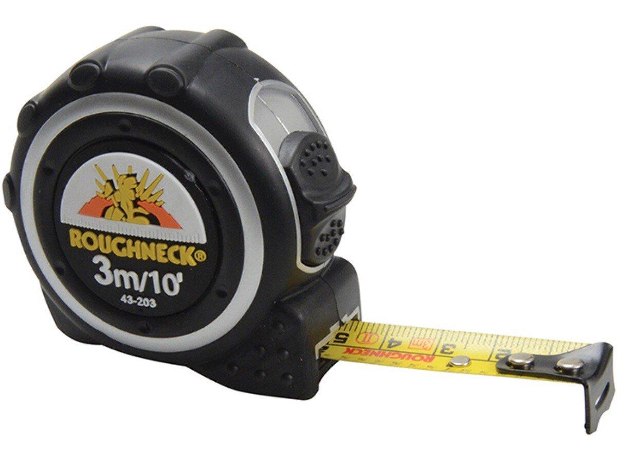 Roughneck 43-203 Tape Measure 3m / 10ft (Width 16mm) ROU43203