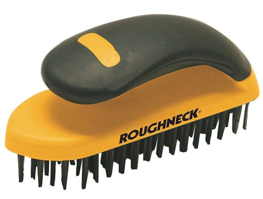 Roughneck 52-050 Block Wire Brush
