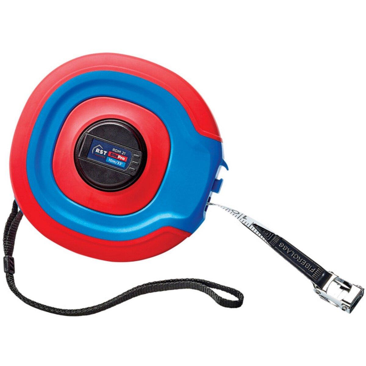 RST RDM21 SitePro Fibreglass Tape 10m/33ft (Width 13mm) RSTRDM21