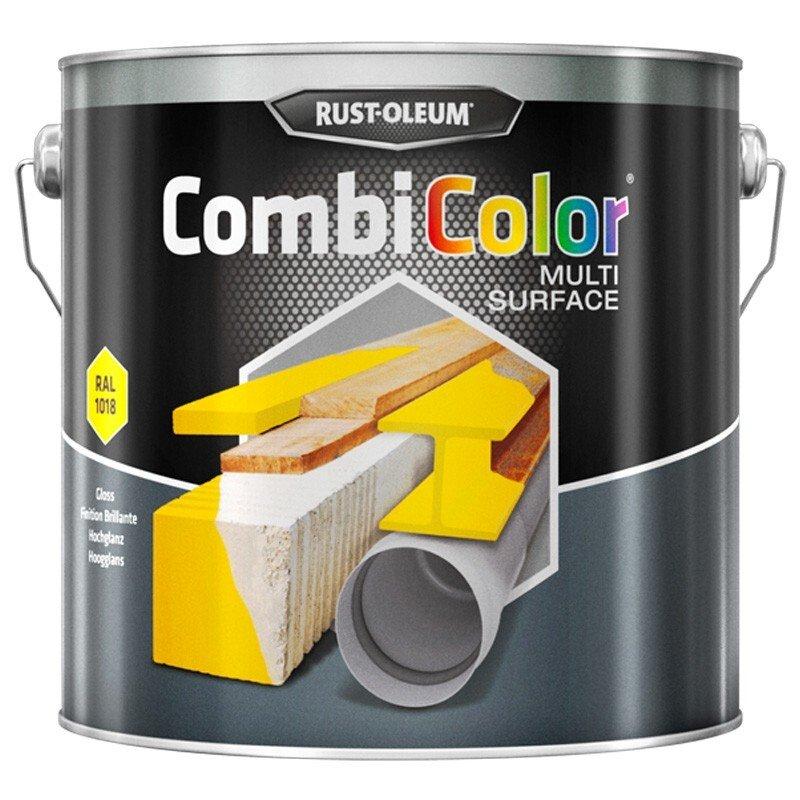 Rustoleum 7300MS.2.5 CombiColor 3-in-1 Multi-Surface 2.5l Gloss