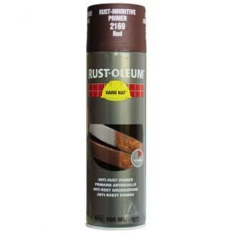 Rustoleum 2169 Rust-Inhibitive Red Primer 500ml Aerosol Spray Paint