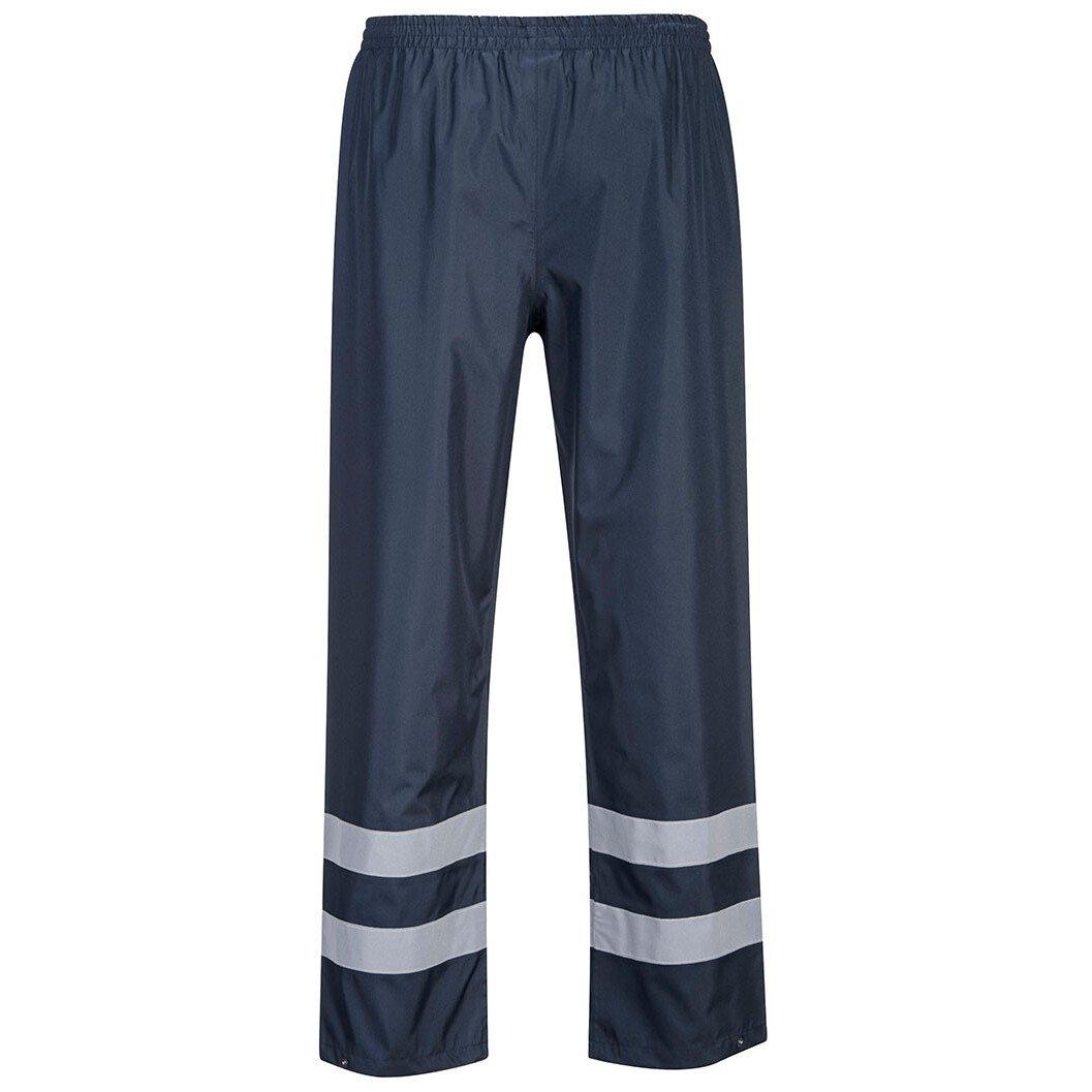 Portwest S481 Iona Lite Trousers  Iona™ Rainwear - Navy Blue