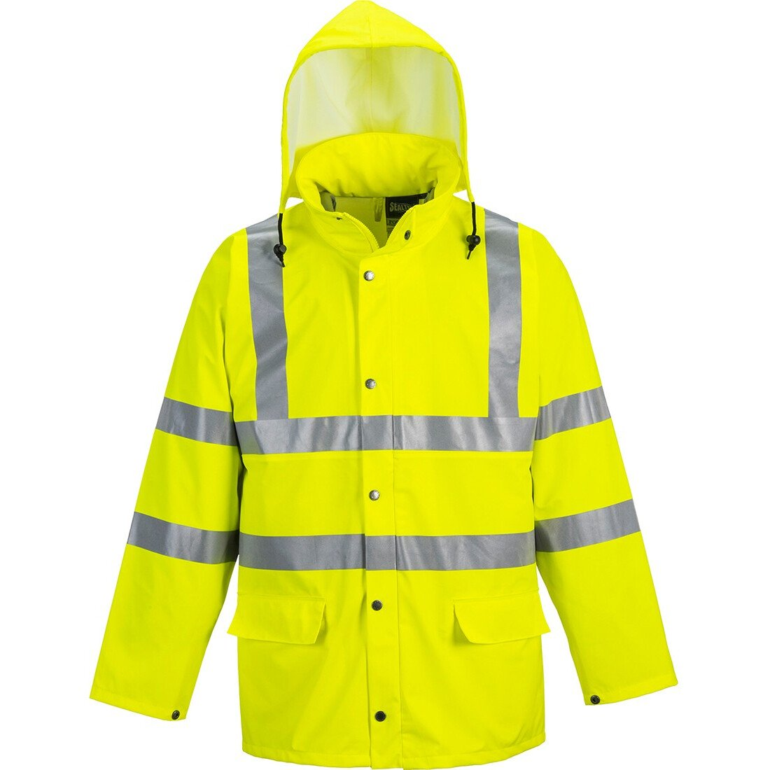 Portwest S491 Sealtex Ultra Unlined Jacket Waterproof and Windproof - Yellow